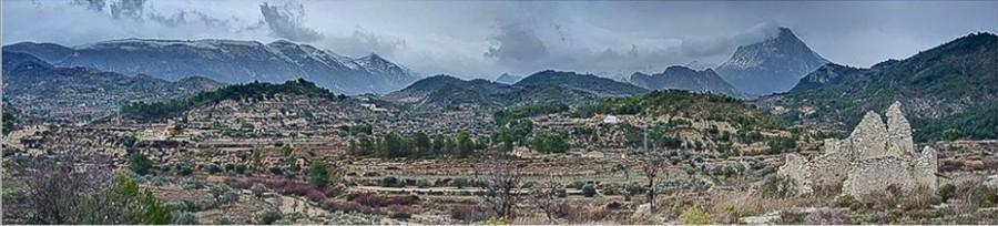 Relleu rural - Foto de Xavi Cantó